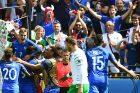 Euro 2016: Prancūzija – Airija 2:1