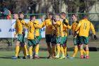"""Futbolo kontrolinės: """"Stumbras"""" – Lietuva U21 0:2"""