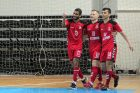 "Futsalo A lyga: ""Vytis"" – ""Turbotransfers"" 0:1, 5:0"
