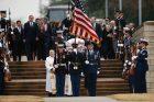 Dž. H. W. Bušas atgulė amžino poilsio