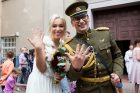 L. Lesauskaitės ir A. Sinevičiaus vestuvės