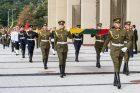 Laisvės dienos 25-ųjų metinių minėjimo ceremonija