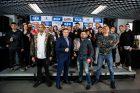 """Bushido & kok world series 2019 in Vilnius"" spaudos konferencija"