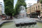 Kauno fontanai dar džiugins