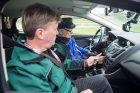 Ekstremalus senjorų vairavimas