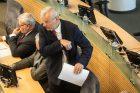 Seimas sprendė dėl apkaltos M. Basčiui