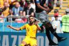 Pasaulio futbolo čempionate Prancūzija palaužė Australiją
