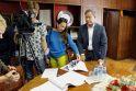 Dėl naujojo Klaipėdos miesto ženklo – valdžios atsakas