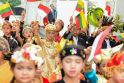 D. Grybauskaitės vizitas Indonezijoje