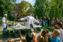 """""""SOS vaikų kaime"""" – nuotaikingi mokslo eksperimentai"""