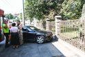 Avarija: Birštono g. autobusas rėžėsi į lengvąjį automobilį