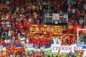 Makedonijos krepšininkai nutraukė Serbijos rinktinės pergalių seriją
