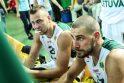 Europos čempionato B grupės apžvalga: Baltijos sesės Balkanų pragare