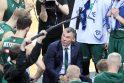 """""""Žalgiris"""" neatsilaikė prieš Eurolygos vicečempionus"""