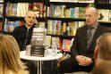 Susidomėjimas: D.Dargis ir V.Račkauskas pasakojo apie nusikaltėlių gaują ir jaunimo klystkelius.