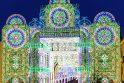 Šviesų festivalio išvakarėse – mecenato dovana klaipėdiečiams
