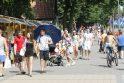 Prasidėjo: vasarą į Palangą suplūsta minios poilsiautojų, lengvas grobis vilioja ir nusikaltėlius.
