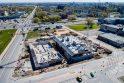 Planai: naujo uostamiesčio baseino statybos vyksta be didesnių trukdžių ir bus baigtos šiemet.