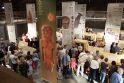 Trauka: pilies muziejaus ekspozicijos sulaukia miesto praeitimi besidominčiųjų dėmesio, šiaurinės kurtinos atidarymas tai akivaizdžiai įrodė.