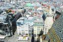 Pirma: Austrijos sostinė pasiveržė komfortiškiausio miesto vardą.