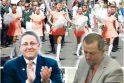 Nesulaukę Š.Vaitkaus palaikymo leisti šventę rengti Kurhauzo salėje, jaunųjų palangiškių karta pirmą kartą išdrįso nepaklusti nerašytoms tradicijoms. Trečdalis absolventų boikotavo renginį.