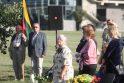Paminėtos 27-osios Seimo gynėjo A. Sakalausko žūties metinės