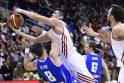 Turkijos krepšininkai po pratęsimo įveikė islandus