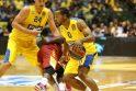 """""""Maccabi"""" įveikė """"Galatasaray"""" krepšininkus"""