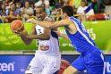 Europos vicečempionai prancūzai sutriuškino Izraelio krepšininkus