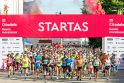"""""""Citadele Kauno maratonas"""": įnirtinga kova iki paskutinių metrų ir nauji rekordai"""