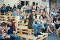Klaipėdiečiai linksminasi vienos dienos festivalyje