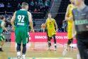 """Kauno """"Žalgiris"""" – Šiaulių """"Šiauliai"""""""
