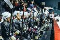 """""""Baltijos"""" ledo ritulininkai po pratęsimo nugalėjo """"Kauno Hockey"""" ekipą"""