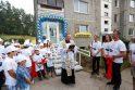 Fabijoniškėse duris atvėrė atnaujintas vaikų dienos centras