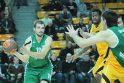 Krepšinio agentas: apie klubų biudžetus, žaidėjų algas ir stagnaciją vasaros turguje