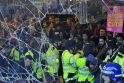 Britanijos studentai rengiasi naujoms demonstracijoms