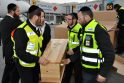 Izraelyje laidojamos žydų mokykloje įvykdyto išpuolio aukos