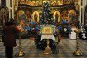 Stačiatikiai bursis prie Kūčių stalo, rytoj švęs Kalėdas