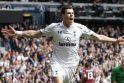 """Pasiruošimą naujam sezonui """"Tottenham"""" pradėjo lygiosiomis, """"Borussia"""" pasiekė dar vieną pergalę"""