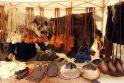 Tautų mugėje – sūriai, kailiai ir folklorinės tautų dainos