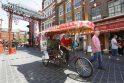 Kinas į Londono olimpines žaidynes dviračiu važiavo dvejus metus