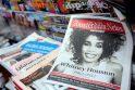 Niuarke įvyko ceremonija dainininkei Whitney Houston atminti