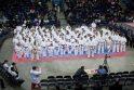 Šeštadienį sostinėje - Europos kiokušin karatė jaunimo ir studentų čempionatas