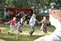 Bendruomenės šventėje – vasaros palydėtuvės