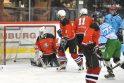 """Ledo ritulio čempionate – triuškinama Mažeikių """"Lederos"""" pergalė"""