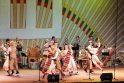Šventinį koncertą Klaipėdoje stebėjo pilnutėlė salė