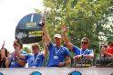 """Battery super sprint"" – ""Omnitel 1000 km lenktynių"" uvertiūra"