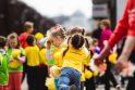 Miestiečiams išjudinti – šokiai, mankšta ir kovos menų treniruotė