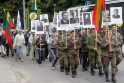 Birželio sukilimo metinių eitynės praėjo be incidentų