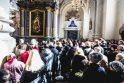 Verbomis puoštas Kristaus Kančios sekmadienis
